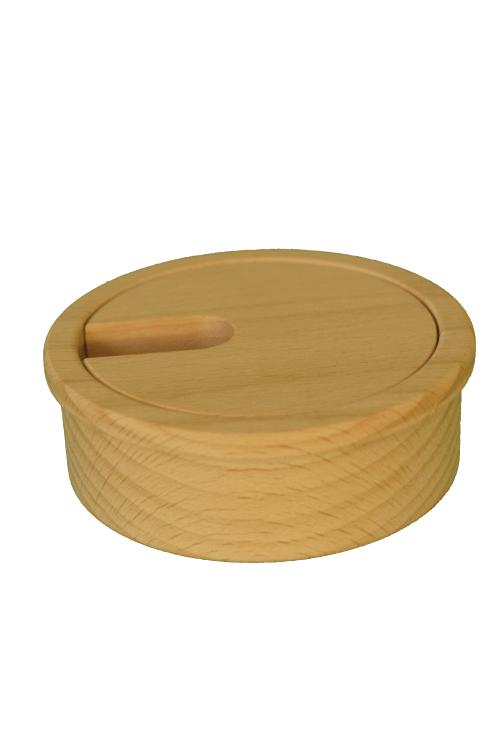 Dřevěná průchodka na kabely s frézovanou drážkou