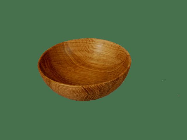 dřevěná mísa